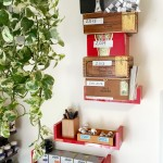 Red Ink Shelves