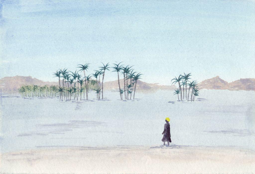 The Nile in 1890
