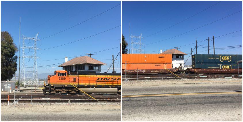 BNSF Train
