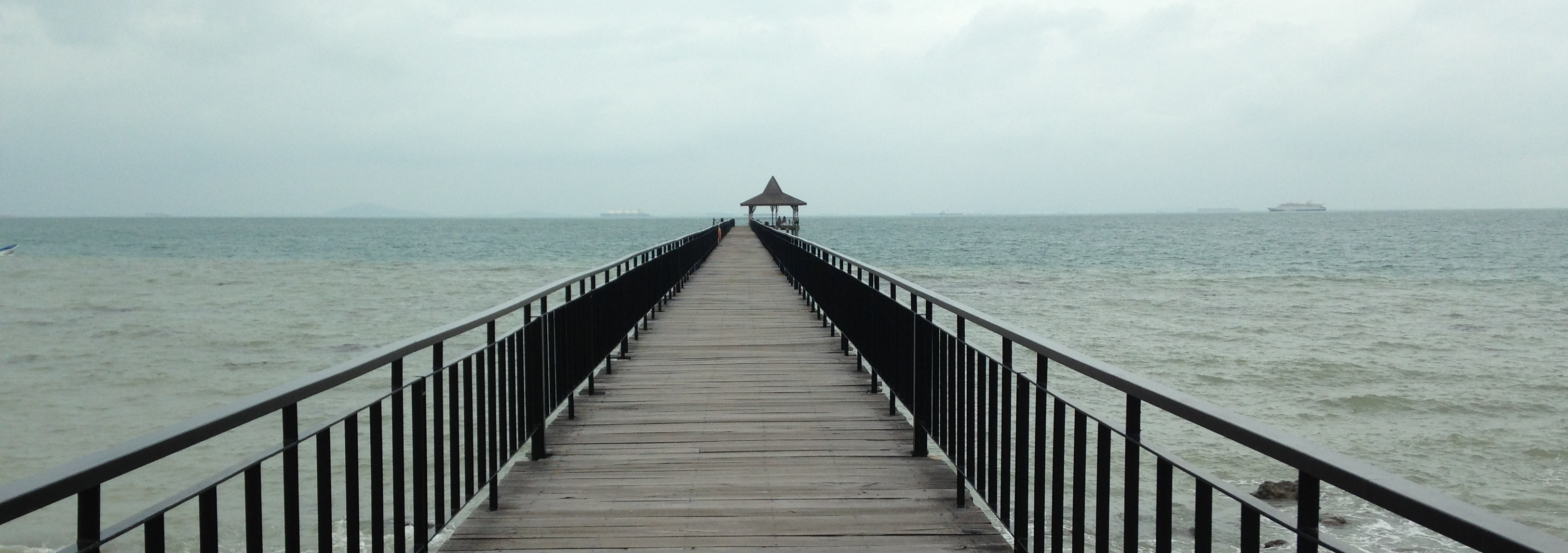 Turi Beach Jetty