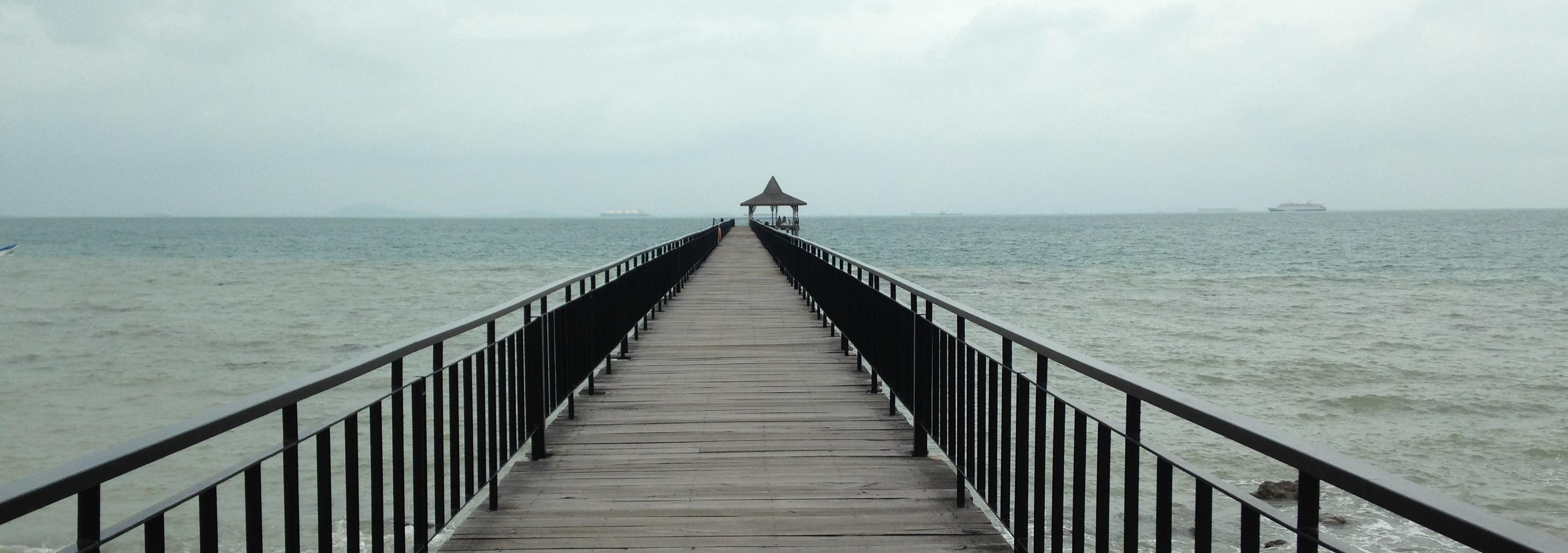 Turi Beach Jetty